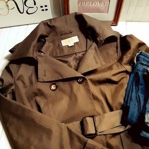 Michael Kors medium raincoat with